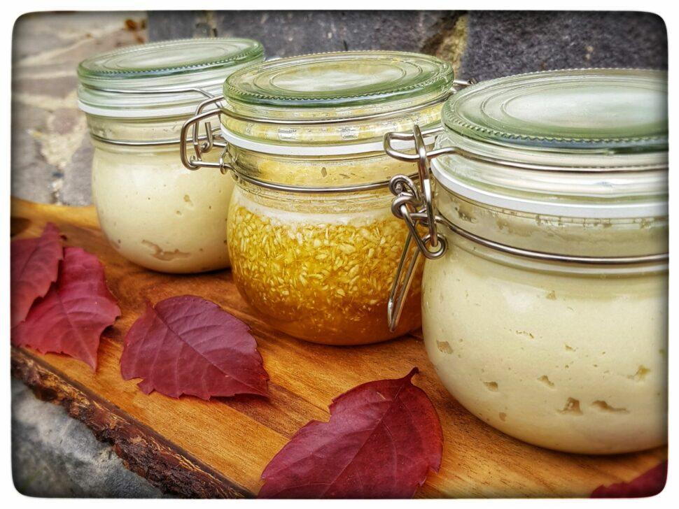 Fermentovaný chren a med